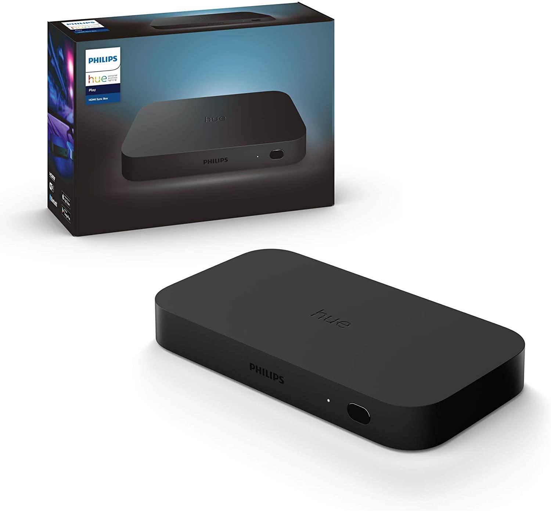 PHILIPS Hue Play HDMI Sync Box [MediaMarkt]