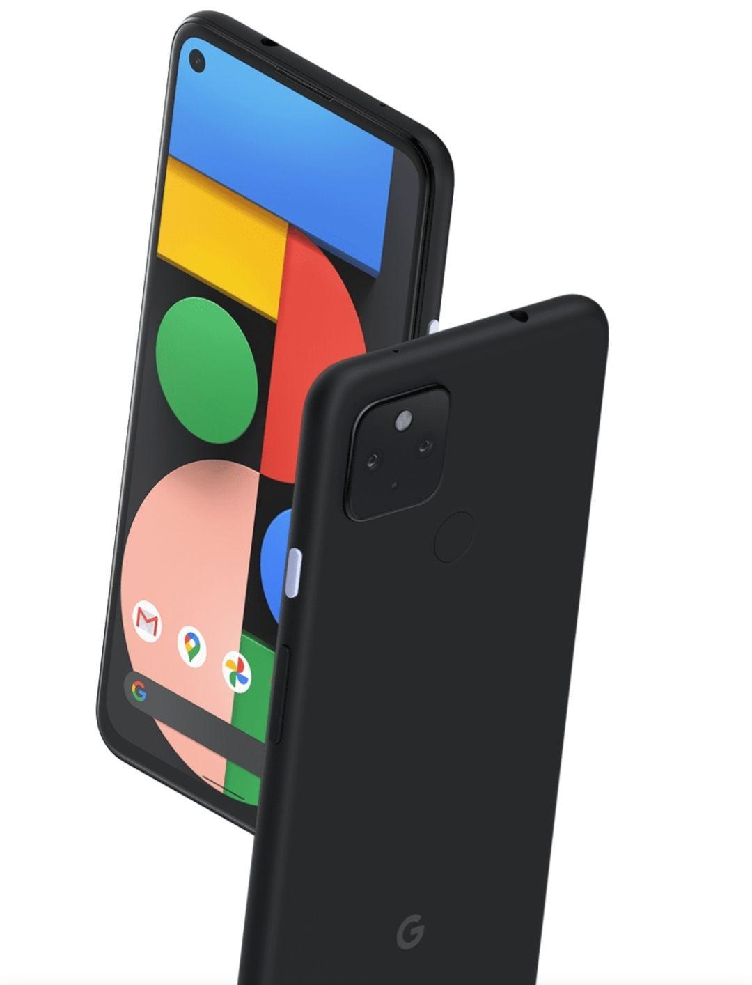 Google Pixel Pixel 4a (5G) + Bose QC 35 II