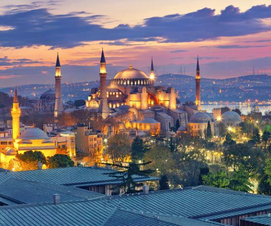 Flüge: Istanbul / Türkei (Okt-Dez) Hin- und Rückflug mit Anadolu Jet von Stuttgart, München, Berlin und Frankfurt ab 89€ inkl. Gepäck