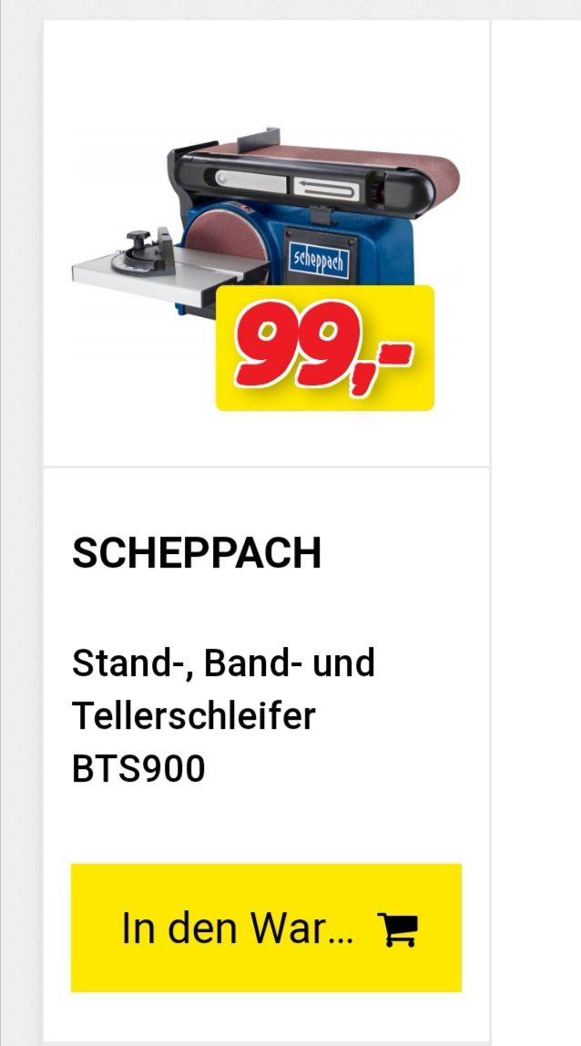 Scheppach BTS900