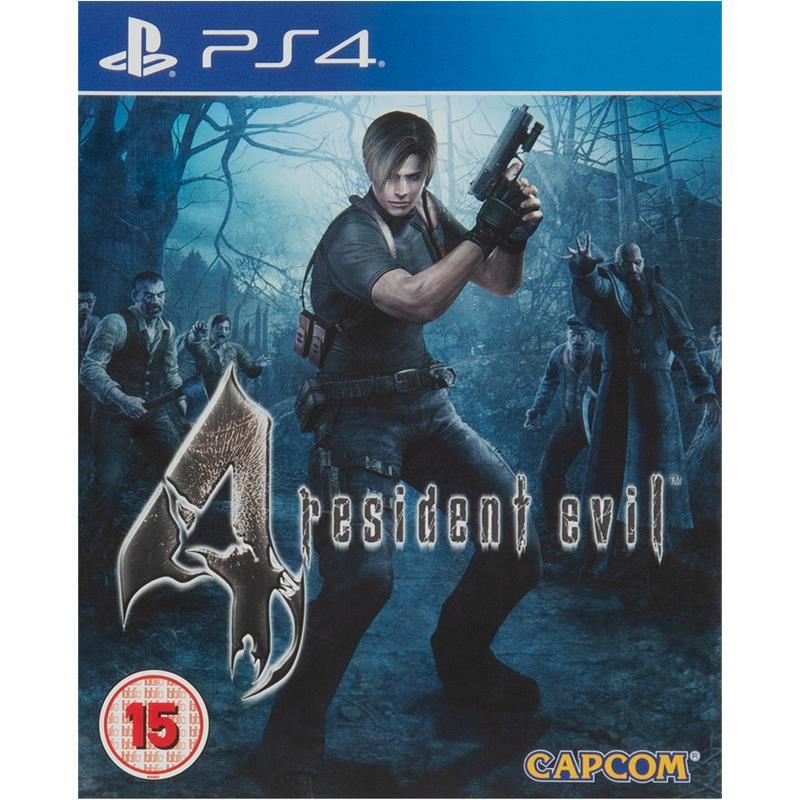 Resident Evil 4 (Sony PS4) für 11,39€ @ Mymemory