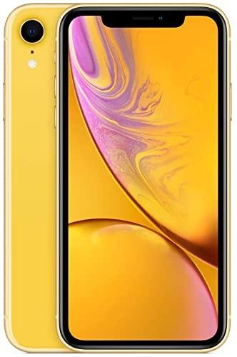Apple iPhone XR Gelb 256GB für 654,23€ bei Galaxus