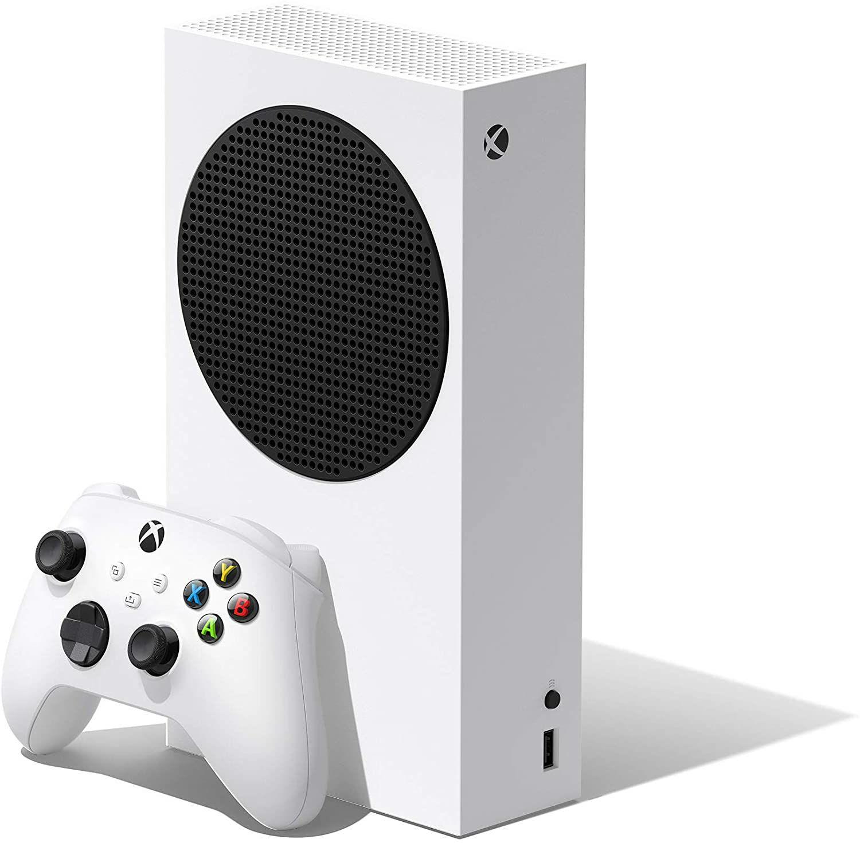 [Vorbestellung] Microsoft Xbox Series S Konsole (Amazon UK)