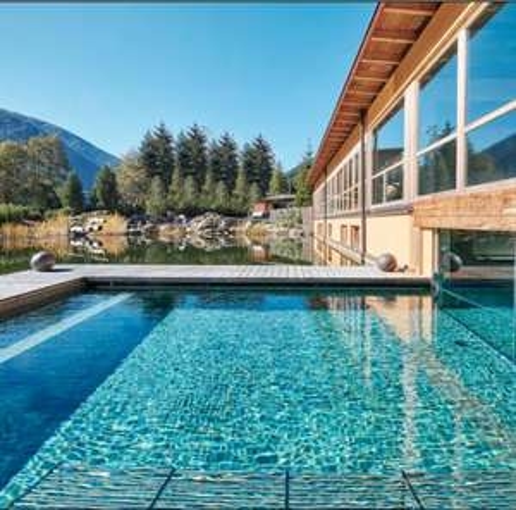 Südtirol: 5*Luxus - 2 Nächte im Arosea Life Balance - Doppelzimmer inkl. Frühstück & 6-Gang-Dinners, Wellness, Mountainbikes / gratis Storno