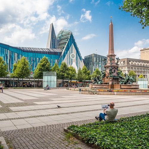 Leipzig: 4*Dorint Hotel - Doppelzimmer inkl. Frühstück / Oktober - Dezember