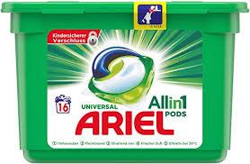 [GzG] Ariel All-in-1 Pods, Flüssig, Pulver und Compact kostenlos testen (100% Cashback) bis zum 31.01.2021
