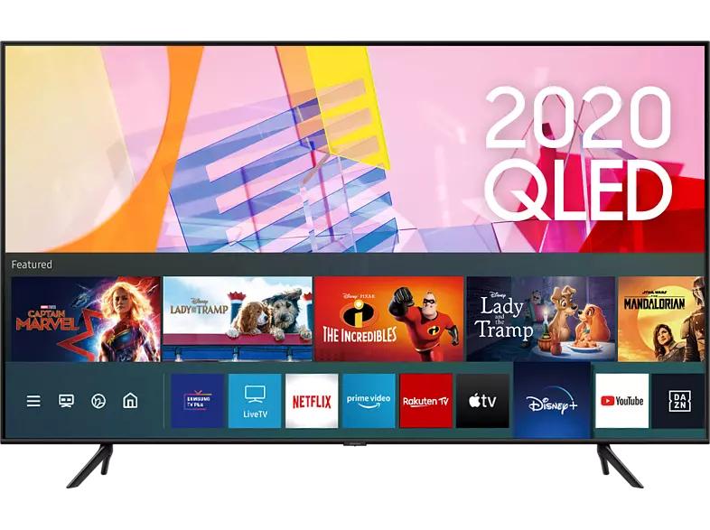 SAMSUNG QLED Fernseher Q60T (2020) 85 Zoll 4K Smart TV auf mm.at (LESEN)