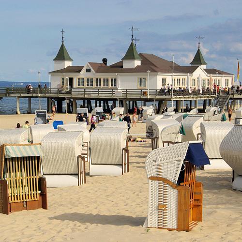 4 Tage Wellness Urlaub auf Usedom am Strand im Inselhof VINETA