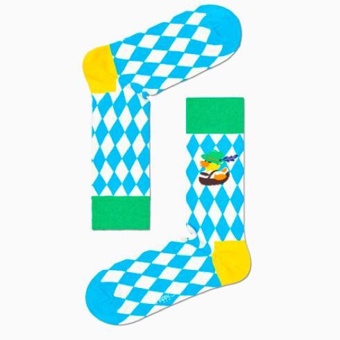 25% Rabatt & kostenloser Versand bei Happy Socks: z.B. Oktoberfest Gift Box 3-Pack Socken (Gr. 36-40, 41-46) für 22,46€ statt 29,95€