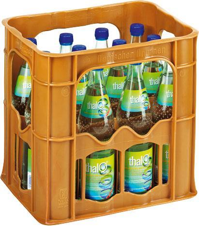 [lokal?] Kasten Thalquell Mineralwasser (classic od. medium) zzgl. 3,30 Euro Pfand