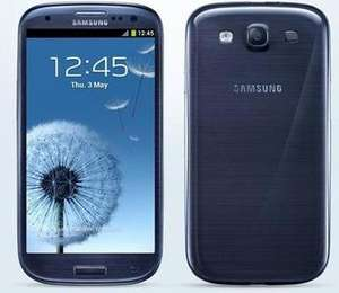 Samsung i9300 Galaxy S3 16GB Pebble Blue Vodafone @ Meinpaket