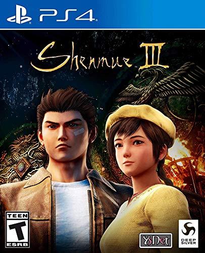 Shenmue III (PS4) für 13,05€ (Amazon US)