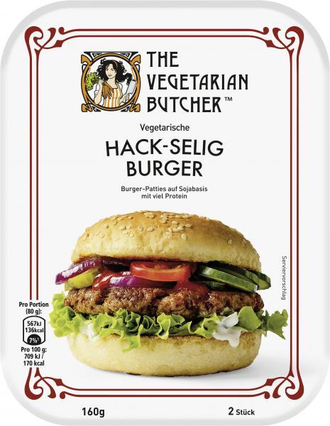 [Wasgau] The Vegetarian Butcher Bürger, Bällchen oder Hack Vegan