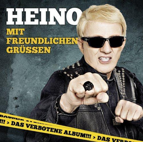 """Album des Jahres: """"HEINO - Mit freundlichen Grüßen"""" als Stream"""