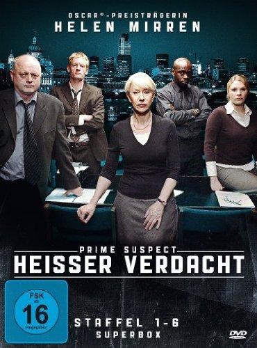 Prime Suspect / Heißer Verdacht Komplettbox mit Staffel 1 bis 6 auf DVD unter 17,50 Euro inkl. Versand als Import @TheHut ODER für 29,97 Euro @Amazon
