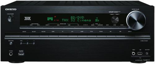 ONKYO TX NR717 in schwarz für 469 Euro