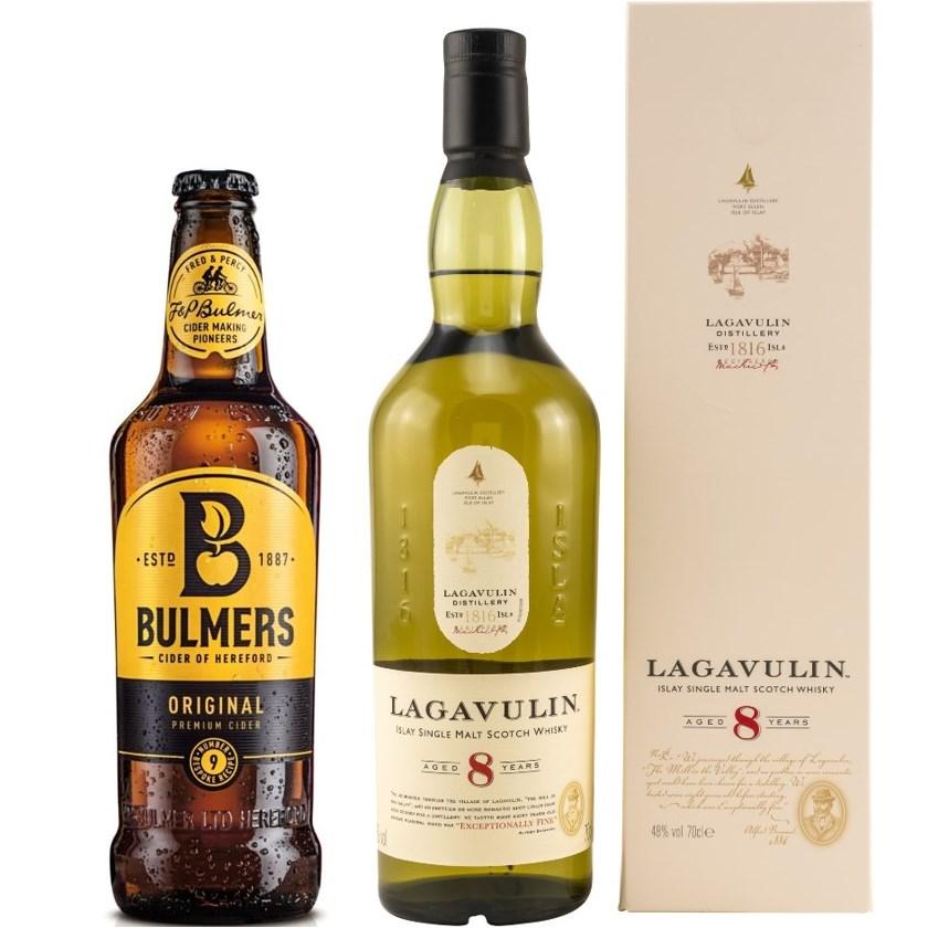 [Real lokal - Nürnberg] u.a. Bulmers Original Premium Cider (0.5 l) für 0,97€, Lagavulin 8 Jahre Islay Single Malt Scotch Whisky für 34,12€