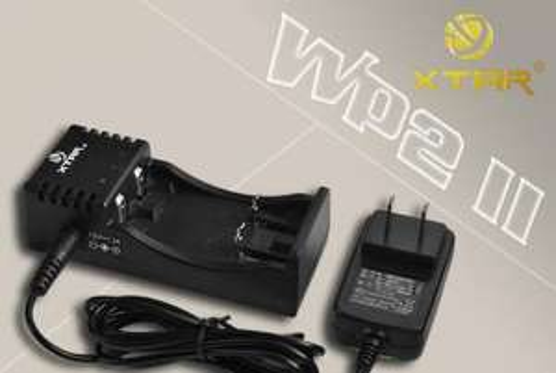 XTAR WP2 II Ladegerät für Li-Akkus vom Hersteller aus Hongkong