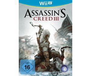 [Amazon.co.uk] Assassin's Creed 3 Wii U für 35,06€ (inkl. Versand) und weitere Games