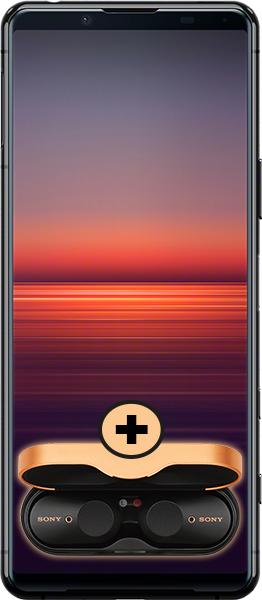 Sony Xperia 5 II 5G für 12,99 mtl. (ab 13. Monat für 17,99 mtl) mit 59,99€ Anzahlung