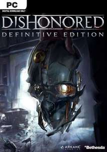 Dishonored Definitive Edition (PC) 1,29€ (Steam, CDKeys)