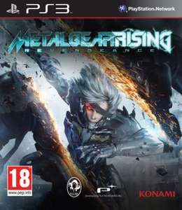 METAL GEAR RISING: REVENGEANCE PS3 PreOrder für 37,34€