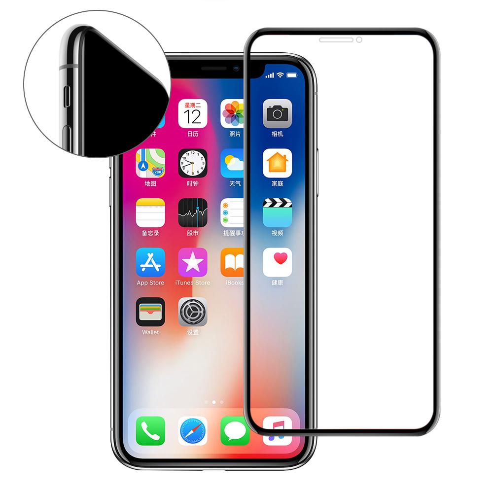 Fullscreen Panzerglas, z. B. für APPLE iPhone 11pro/X/XS, 9H, 54 % Ersparnis nur 5,99€ - ab 2 Stück sogar noch 30 % Extra-Rabatt