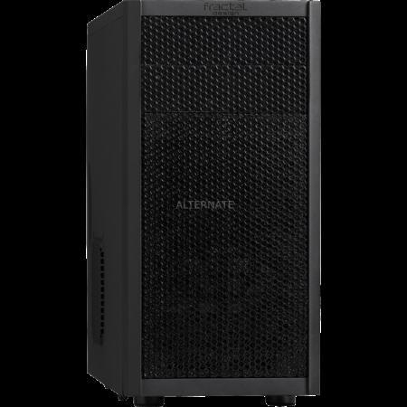 Fractal Design Core 1000 - günstiges mATX-Gehäuse in schlichtem schwarz