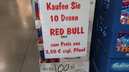 RedBull Cola