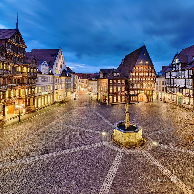 Hildesheim: Natur & Weltkulturerbe - 4*Parkhotel Berghölzchen - Doppelzimmer inkl. Frühstück, Sauna / Oktober bis Dezember