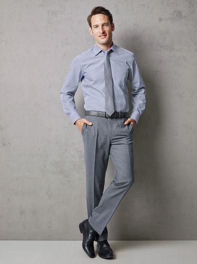 1 oder 2 bügelfreie Hemden von Walbusch (Comfort und Regular Fit) (Link im