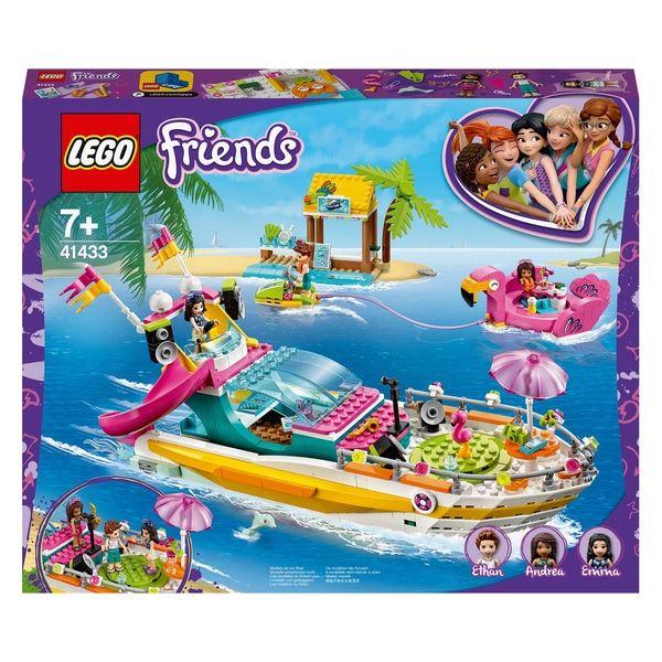 LEGO Friends 41433 Partyboot von Heartlake City [smythstoys]