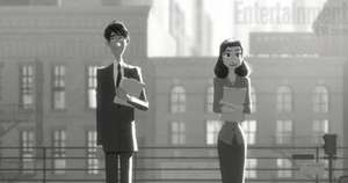 "[YouTube] Disney's ""Paperman"" - Onlinepremiere!"