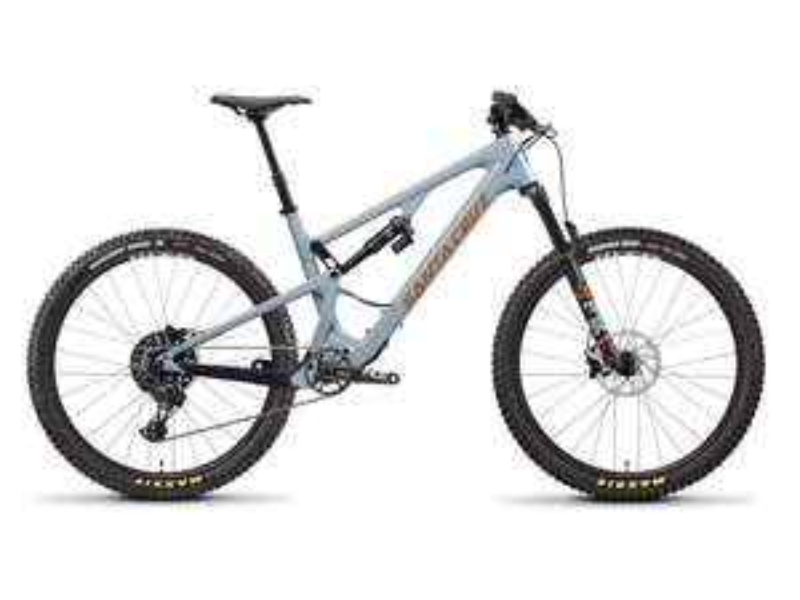 MTB - Santa Cruz 5010 C R-Kit 2020 - (Carbon/Fox Fahrwerk/NX Eagle/27,5) - Größe M - 2 Farben