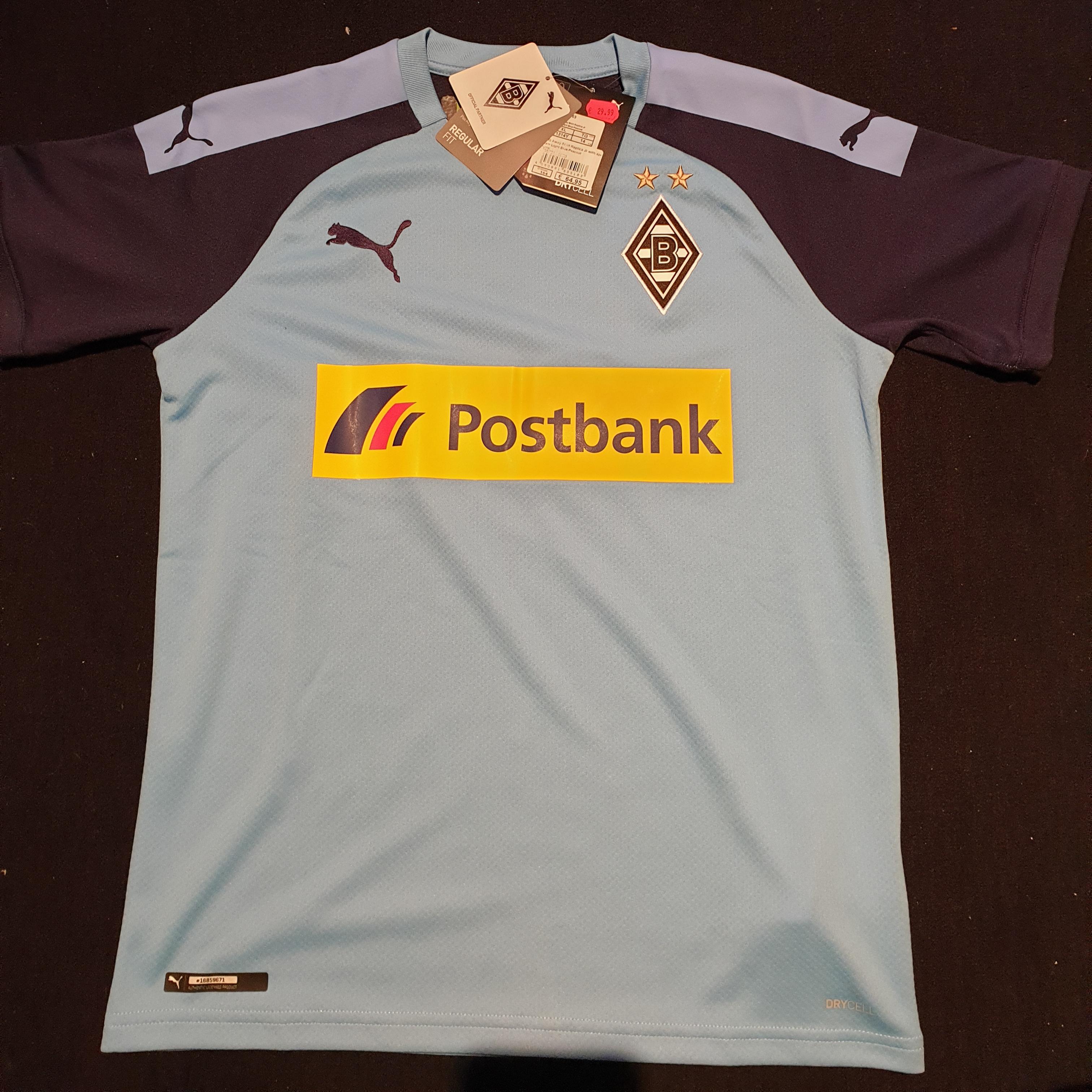 [ Karstadt Sport Essen ] Borussia Mönchengladbach Away Shirt