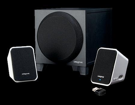Creative 2.1 Lautsprechersystem Inspire S2 Wireless - OHNE Versandkosten