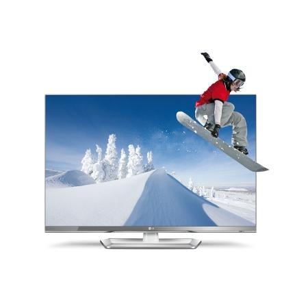 LG 42LM669S weiß/silber für 730,99€  @ t-online-shop.de