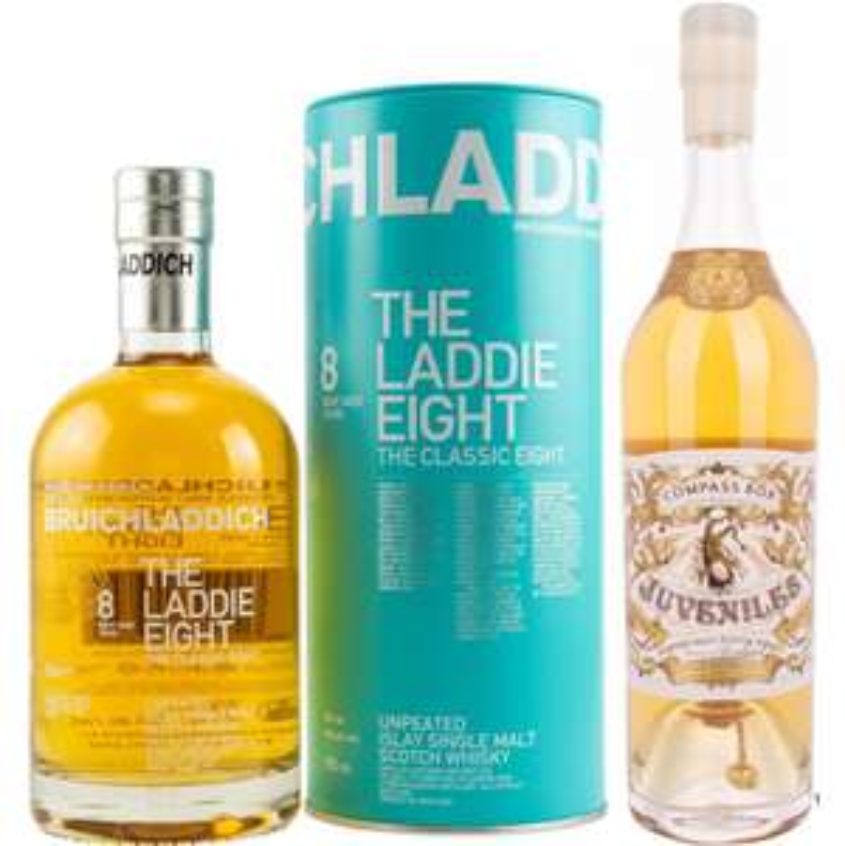 Whisky-Übersicht #51: z.B. Compass Box Juveniles Blended Malt Scotch Whisky 46% vol. (0.7 l) für 72,41€ inkl. Versand