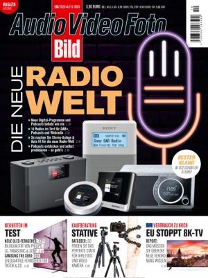 Audio Video Foto Bild inkl. DVD Abo (12 Ausgaben) für 63,60 € mit 60 € BestChoice-Universalgutschein/ 55 € Amazon-Gutschein