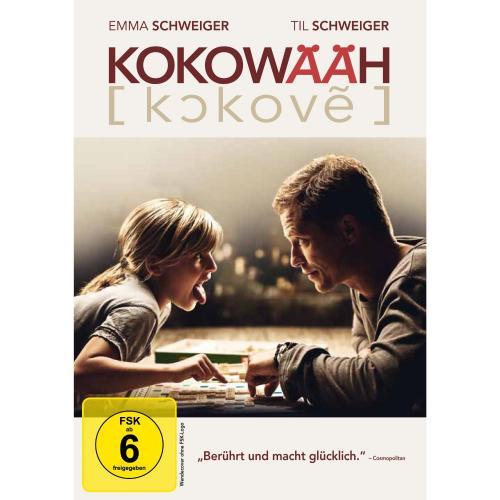 [DVD] Kokowääh für 4,99 € @Amazon (für Prime-Mitglieder, sonst 6,41 €)