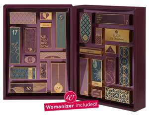 Orion Luxus-Adventskalender inkl. Womanizer