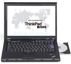 ThinkPad R400 refurbished A-Ware  Core2Duo 2,26Ghz (P8400), Intel 4500 MHD, 9-Zellen-Akku