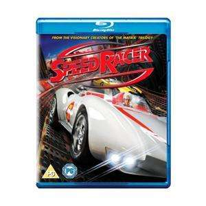 Speed Racer (2008) auf BluRay mit deustchem Ton für 2,35 Euro inkl. Versand @Play