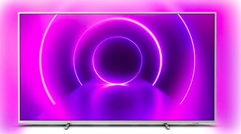 Philips 70PUS8505/12 4K Ultra HD LED Fernseher | 70 Zoll | Ambilight | HDR | Android | Alexa | VA-Panel | 2020er Modell