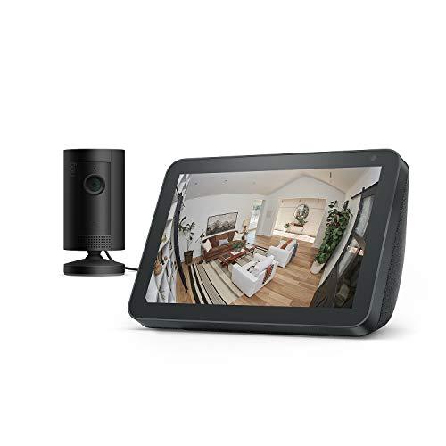 Echo Show 8 + Ring indoor cam