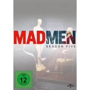 Mad Men Staffel 5 (4 DVDs)
