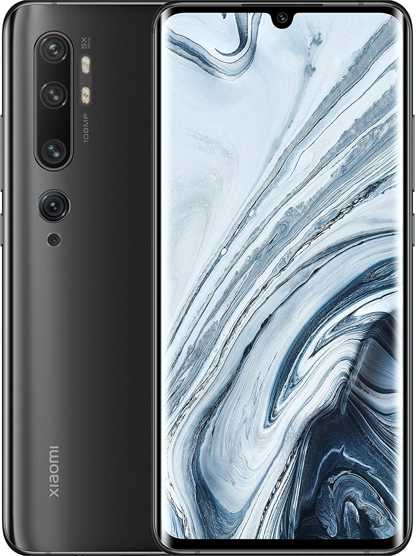 "[Prime] Xiaomi Mi Note 10 128/6GB (Snapdragon 730G, 108MP Kamera, 6.47"" Amoled Display, 5260mAh Akku, NFC: Google Pay)"