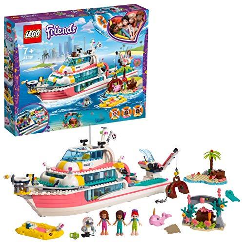 LEGO 41381- Friends Boot für Rettungsaktionen