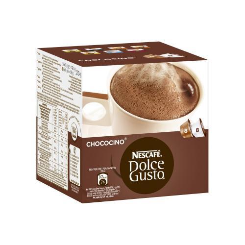 Dolce Gusto Chococino im 3er Pack für 3,41 €/Packung