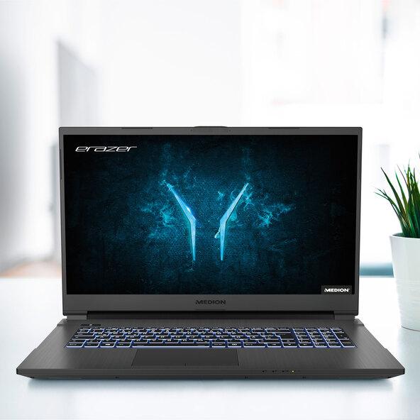 Gaming Laptop MEDION ERAZER Defender P10 ALDI Nord 15.10. - 07.11.2020 *nur online*